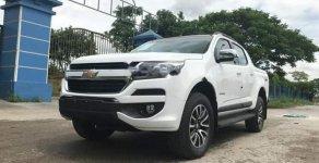 Cần bán xe Chevrolet Colorado High Country 2.5L 4x4 AT đời 2018, màu trắng, xe nhập, giá chỉ 819 triệu giá 819 triệu tại Hà Nội