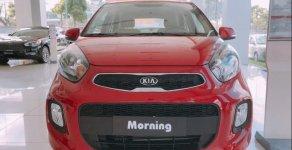 Bán ô tô Kia Morning 1.25L AT năm sản xuất 2019, màu đỏ, nhập khẩu nguyên chiếc, 355 triệu giá 355 triệu tại Bình Dương