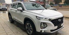 Bán xe Hyundai Santa Fe năm 2019, màu trắng, giá tốt giá 995 triệu tại Tp.HCM