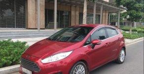Bán Ford Fiesta 1.5L AT Sport năm sản xuất 2014, màu đỏ giá 415 triệu tại Tp.HCM