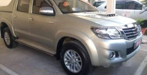 Cần bán Toyota Hilux G 2014, màu bạc, nhập khẩu nguyên chiếc số sàn giá 510 triệu tại Tp.HCM