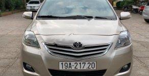 Bán xe Toyota Vios 1.5E đời 2012, màu vàng chính chủ giá 275 triệu tại Phú Thọ