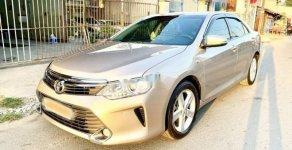 Bán xe Toyota Camry 2.5Q đời 2016, màu ghi vàng  giá 1 tỷ 120 tr tại Tp.HCM