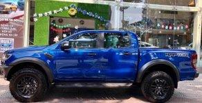 Cần bán xe Ford Ranger Raptor đời 2018, màu xanh lam, nhập khẩu  giá 1 tỷ 198 tr tại Tp.HCM