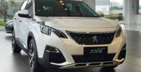 Bán Peugeot 3008 năm sản xuất 2019, màu trắng giá 1 tỷ 199 tr tại Hà Nội