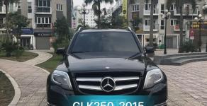 Bán Mercedes GLK 250 4Matic đời 2015 giá 1 tỷ 280 tr tại Hà Nội