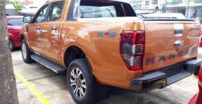 Bán xe Ford Ranger Wildtrak 2.0L 4x4 AT 2018, màu nâu, xe nhập, 918 triệu giá 918 triệu tại Tp.HCM