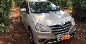 Bán Toyota Innova năm sản xuất 2010 đẹp như mới giá 325 triệu tại Đắk Lắk