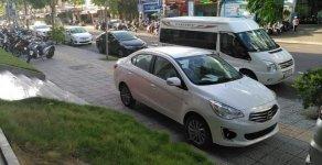Cần bán Mitsubishi Attrage năm sản xuất 2019, màu trắng, nhập khẩu, giá 375tr giá 375 triệu tại Đà Nẵng