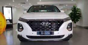 Bán ô tô Hyundai Santa Fe đời 2019, màu trắng giá 1 tỷ 25 tr tại Tp.HCM