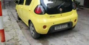 Cần bán xe Tobe Mcar 2010, màu vàng, nhập khẩu nguyên chiếc số tự động giá 125 triệu tại Hà Nội