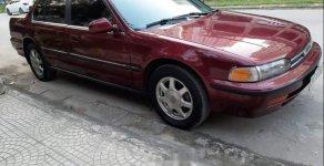 Cần bán xe Honda Accord năm sản xuất 2000, màu đỏ, nhập khẩu nguyên chiếc, 127 triệu giá 127 triệu tại Hà Nội