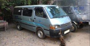Bán Toyota Hiace sản xuất 2001, xe nhập khẩu giá 60 triệu tại Tp.HCM