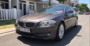 Bán xe BMW 5 Series 523i 2011, màu nâu, nhập khẩu giá 895 triệu tại Tp.HCM