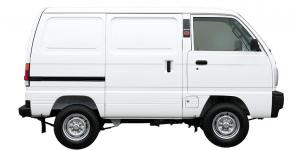 Bán xe Blind Van chạy nội thành 24/24 không cấm tải giá 293 triệu tại Tp.HCM