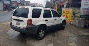 Bán ô tô Ford Escape năm sản xuất 2003, màu trắng xe gia đình giá 185 triệu tại Hà Nội