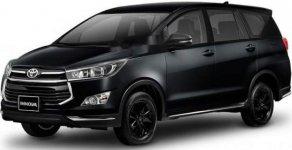 Cần bán gấp Toyota Innova V sản xuất 2017, màu đen giá 900 triệu tại Tp.HCM