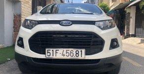 Cần bán lại xe Ford EcoSport Titanium đời 2017, màu trắng ít sử dụng, 565tr giá 565 triệu tại Tp.HCM