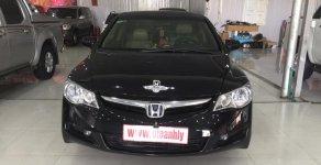 Bán ô tô Honda Civic 1.8MT đời 2008, màu đen, 315tr giá 315 triệu tại Phú Thọ