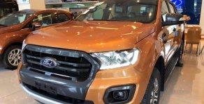 Bán ô tô Ford Ranger đời 2019, màu vàng, xe nhập, 918tr giá 918 triệu tại Hà Nội