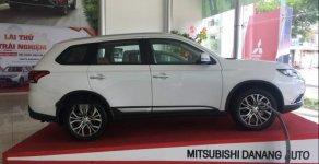 Bán Mitsubishi Outlander đời 2019, màu trắng, giá chỉ 807 triệu giá 807 triệu tại Đà Nẵng