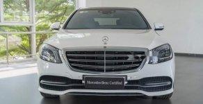Cần bán gấp Mercedes S450 năm sản xuất 2017, màu trắng giá 4 tỷ 79 tr tại Tp.HCM