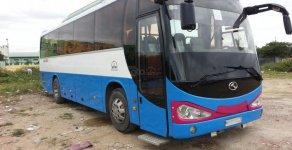 Cần bán xe 47chỗ Thaco Kinglong sản xuất 2007, màu xanh lam, giá chỉ 390tr giá 390 triệu tại Đà Nẵng