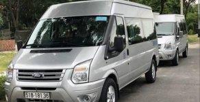 Cần bán xe Ford Transit sản xuất 2015, màu bạc, giá tốt giá 645 triệu tại Đà Nẵng
