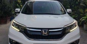 Bán ô tô Honda CR V 2.0 năm sản xuất 2015, màu trắng, bao kiểm tra tại hãng giá 860 triệu tại Tp.HCM