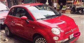 Bán Fiat 500 đỏ đẹp xuất sắc 1.2, nhập khẩu Ý giá 435 triệu tại Hà Nội