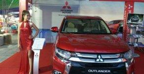 Bán Mitsubishi Outlander năm sản xuất 2019, màu đỏ giá 807 triệu tại Đà Nẵng