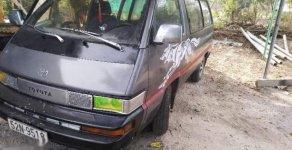 Cần bán lại xe Toyota Van sản xuất 2002, màu xám, 90tr giá 90 triệu tại Quảng Nam