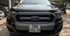 Bán xe Ford Ranger XLS năm 2017, màu đen, số sàn giá 555 triệu tại Hà Nội