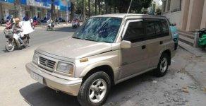 Bán Suzuki Vitara MT sản xuất 2005, xe gia đình sử dụng, bảo dưỡng chính hãng giá 215 triệu tại Tp.HCM