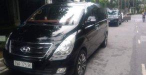 Cần bán lại xe Hyundai Starex AT 2017, màu đen, giá chỉ 950 triệu giá 950 triệu tại Phú Thọ