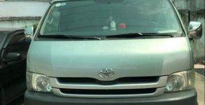 Cần bán xe Toyota Hiace 2010, máy dầu giá 355 triệu tại Tp.HCM