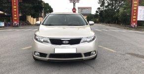 Bán Kia Forte 1.6 SXMT đời 2011, màu vàng cát, xe siêu mới giá 370 triệu tại Hà Nội