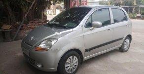Bán xe Chevrolet Spark Van 0.8 MT đời 2010, màu bạc giá 95 triệu tại Hà Nội