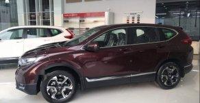 Cần bán xe Honda CR V năm sản xuất 2019, màu đỏ, nhập khẩu Thái giá 983 triệu tại Tp.HCM