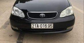 Bán Toyota Corolla altis năm sản xuất 2005, màu đen, 258 triệu giá 258 triệu tại Hà Nội
