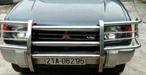 Cần bán Mitsubishi Pajero V33 đời 2000, màu xanh dưa giá 145 triệu tại Yên Bái