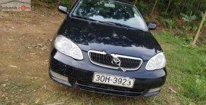 Cần bán lại xe Toyota Corolla sản xuất năm 2001, màu đen giá 20 tỷ tại Thái Nguyên