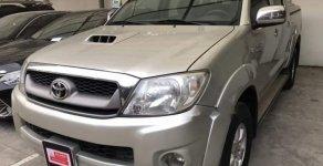Bán xe Toyota Hilux G sản xuất năm 2009, màu vàng, nhập khẩu nguyên chiếc, 400 triệu giá 400 triệu tại Tp.HCM