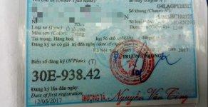 Cần bán xe Kia Morning sản xuất năm 2017, màu trắng giá 330 triệu tại Hà Nội