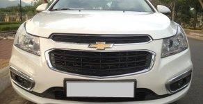 Cần bán gấp Chevrolet Cruze LT 2016 trắng cực trẻ trung nha giá 412 triệu tại Tp.HCM
