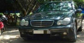 Cần bán gấp Mercedes C180 sản xuất năm 2003, màu đen, xe nhập, giá 170tr giá 170 triệu tại Tây Ninh