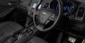 Cần bán gấp Kia K3 1.6 AT đời 2015, màu đen còn mới giá 540 triệu tại Hà Nội