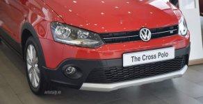 Bán Volkswagen Polo Cross sản xuất năm 2018, màu đỏ, nhập khẩu nguyên chiếc giá 725 triệu tại Tp.HCM
