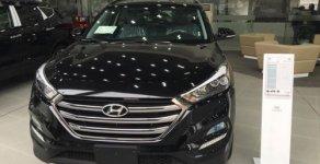 Bán Hyundai Tucson 2.0 MPI AT năm 2018, màu đen   giá 845 triệu tại Tp.HCM