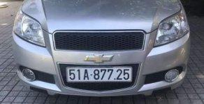 Gia đình bán Chevrolet Aveo sản xuất năm 2014, màu bạc  giá 330 triệu tại Bình Dương